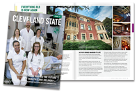 Cleveland State magazine survey will help us help you Thumbnail