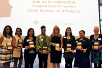 "CSU honors 10 ""Women of Influence"" Thumbnail"