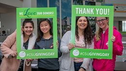 CSU Giving Day sets new record Thumbnail